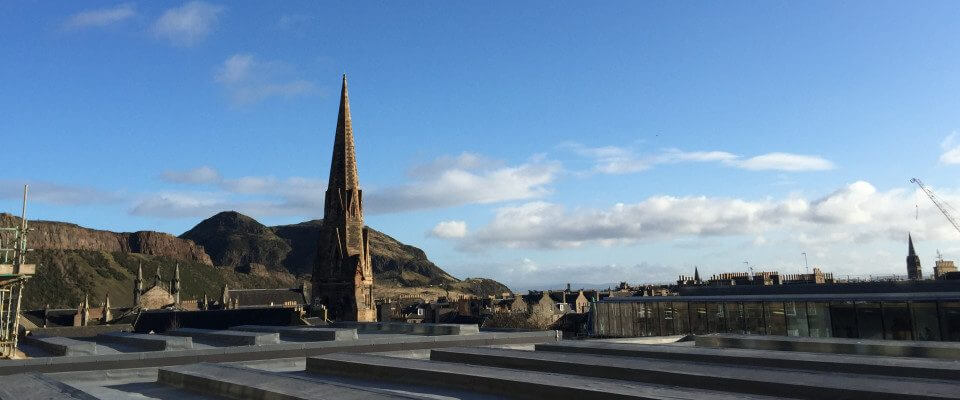 Window cleaning Edinburgh