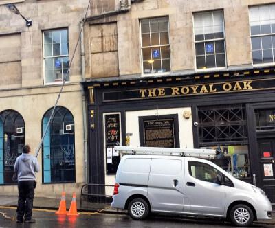 Window Cleaning in Edinburgh