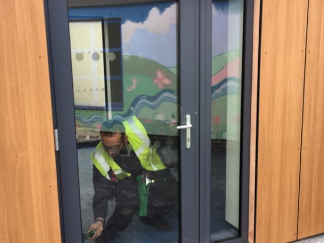 Commercial Cleaning Edinburgh - Crammond Primary School 2