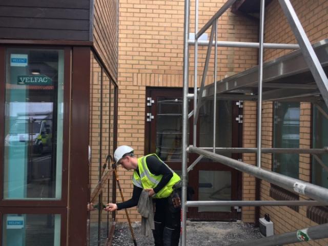 Commercial Window Ayr Hospital 2