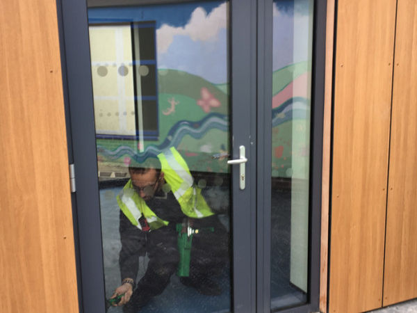 Commercial Cleaning Edinburgh – Crammond Primary School