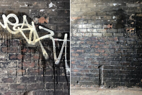 Graffiti Removal Edinburgh